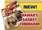 Hawaii's Easiest Fundraiser